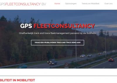 Klant: GPS fleet consultancy